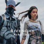 Givenchy mùa Xuân 2022: Graffiti, và câu chuyện Hoa Kỳ giữa lòng đất Pháp