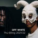 Off-White Thu Đông 2021-2022: Phòng thí nghiệm của những niềm vui