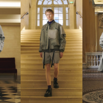 """sacai cùng ACRONYM tạo nên """"techwear sành điệu"""" trong bộ sưu tập Xuân 2022"""