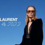 Saint Laurent Xuân Hè 2022: Nét đẹp thiên nhiên trù phú hậu đại dịch