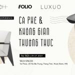 Chớ có vội, vì Hà Nội có Talk & Experience: Cà phê và không gian thưởng thức!