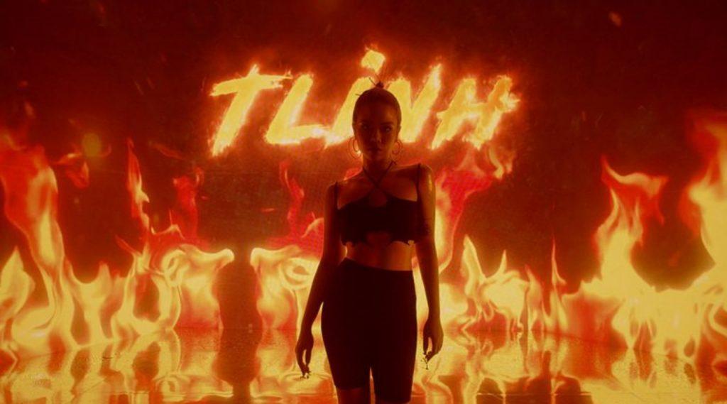 """Tlinh – Nữ rapper Gen Z nhiễm """"độc toàn cả thân"""" trong MV mới"""