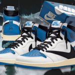 Travis Scott ra mắt Air Jordan 1 kết hợp cùng fragment design