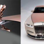 """Rolls-Royce Phantom Whispered Muse: Tôn vinh biểu tượng """"thiếu phụ bay"""" Spirit of Ecstasy"""