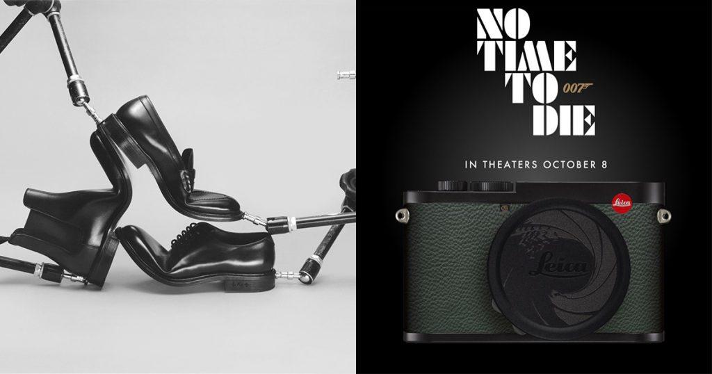"""Đồ chơi: """"Back to office"""" với giày Louis Vuitton, máy ảnh Leica 007 và gì nữa?"""